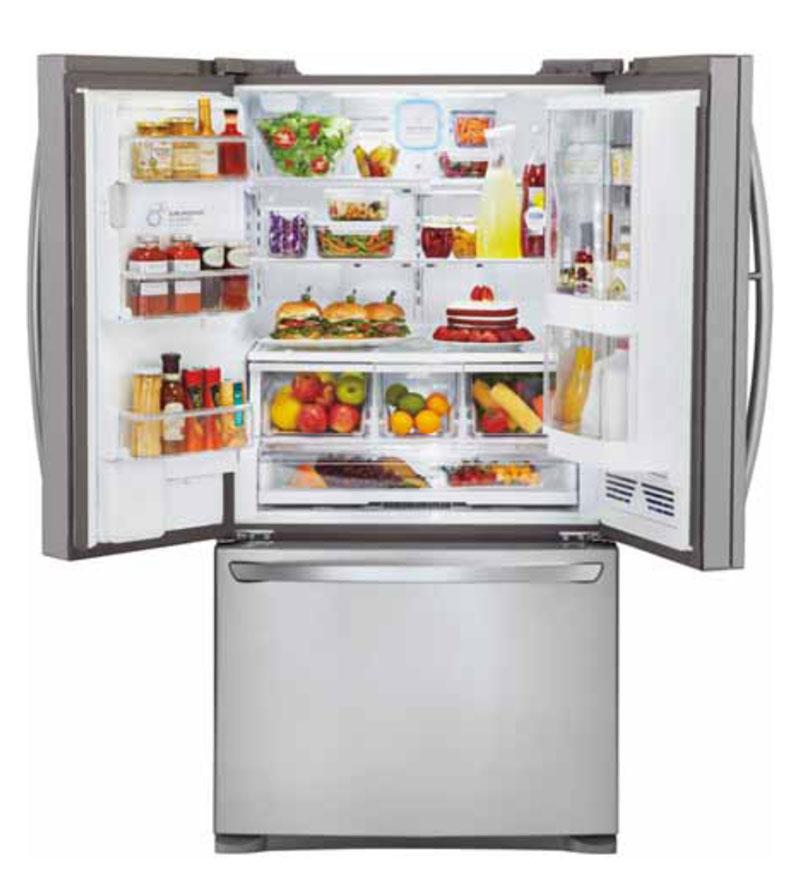 Gráfico 2.Refrigerador LG